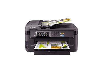 Epson WF-7610 overview