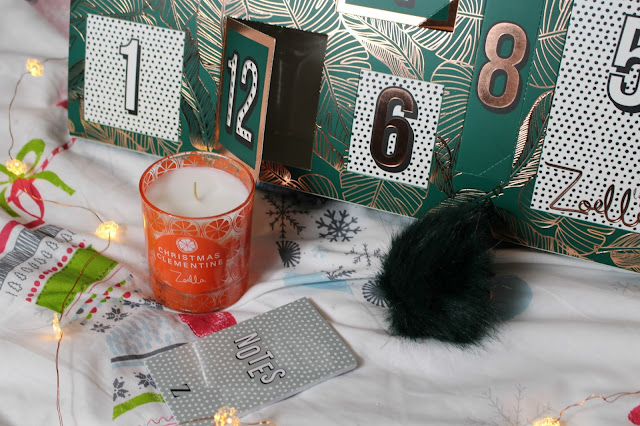 Zoella lifestyle advent calendar christmas