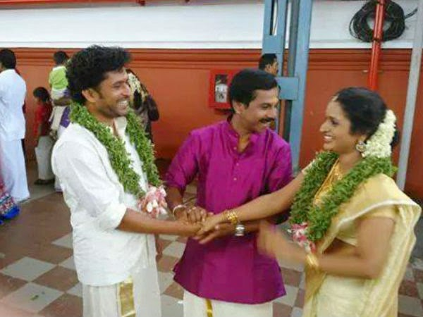 M80 moosa actress Surabhi Lakshmi marriage