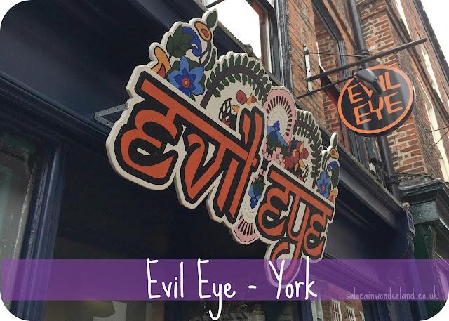 evil eye york review