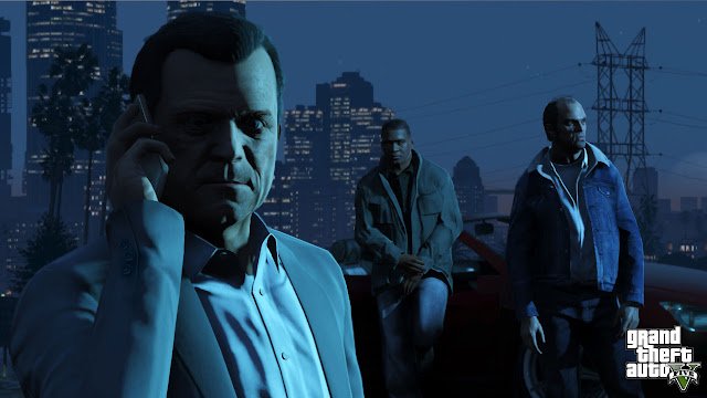 Grand Theft Auto V (GTA V) RELOADED Full Version