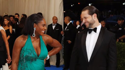 Serena Williams and Alexis Ohanian welcomes baby girl