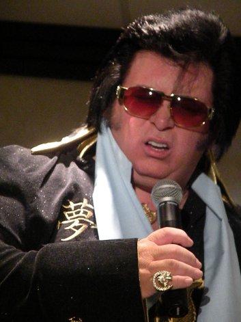Owl Moon Studio: Elvis Aaron Presley Jr.