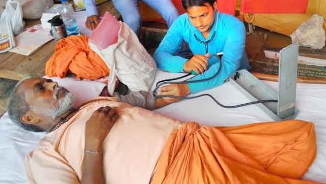 hunger-strike-baba-ramkewal-continuous-faridabad
