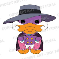 Pop! Disney: Darkwing Duck - Darkwing Duck