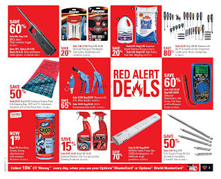 Canadian Tire Mom's the Best Flyer April 28 to May 4