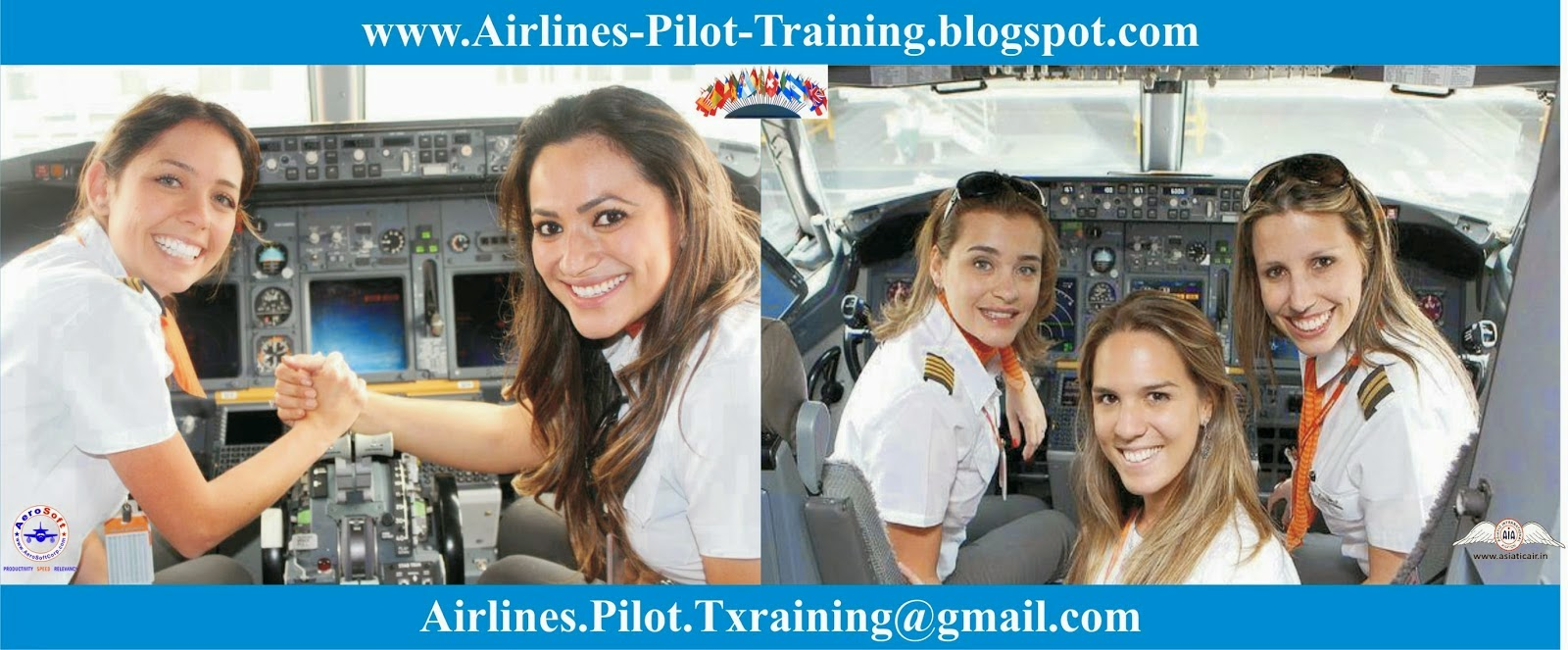 International Airlines Pilot Training