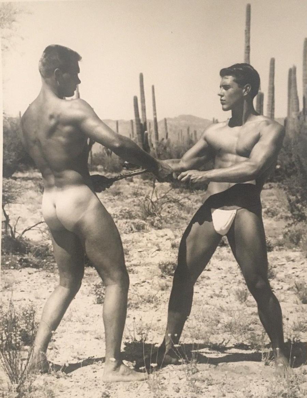 Male Models Vintage Beefcake-9971