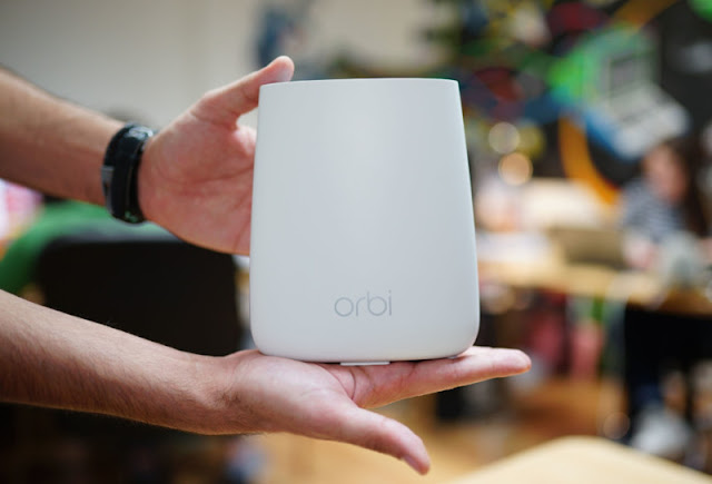 Netgear Wi-Fi Orbi RBK20
