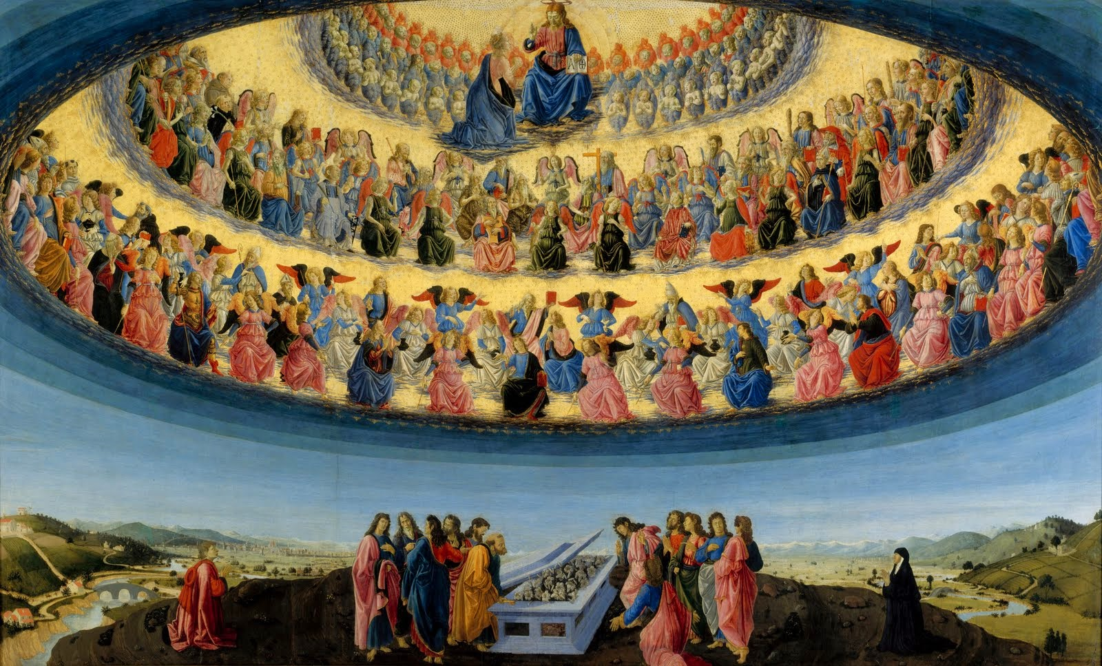 Sermon For The Assumption Of Blessed Virgin Mary Eve And Our Lady