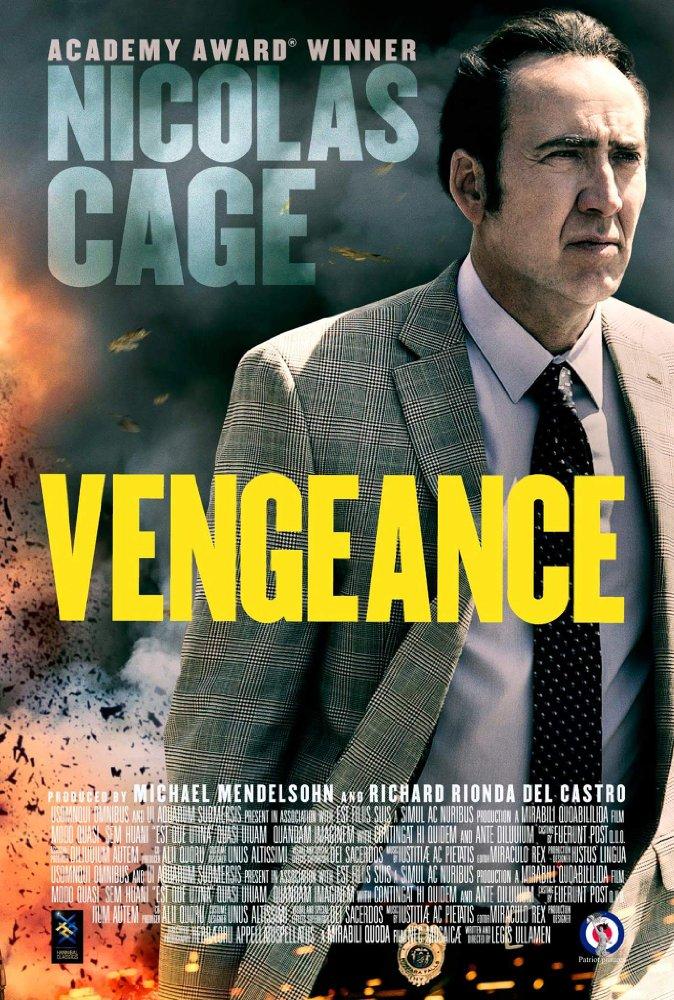 Vengeance: A Love Story (2017) ταινιες online seires xrysoi greek subs