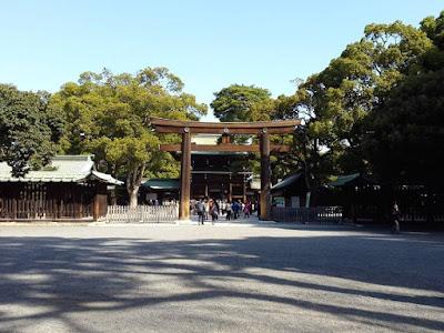 10D9N Spring Japan Trip: Meiji Shrine, Tokyo
