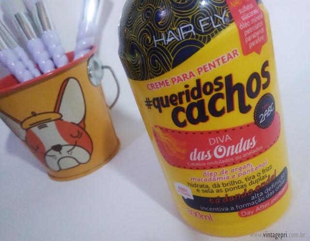 #Testei: #QueridosCachos - Diva das Ondas (Hair Fly)