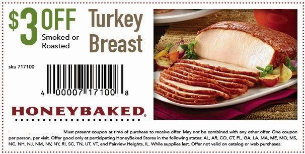 honey baked ham coupons 2018