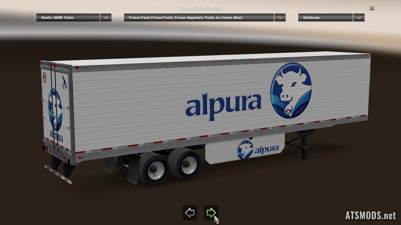 Trailers Pack - Mexican & American Companies