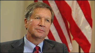 John R. Kasich, Governor, State of Ohio