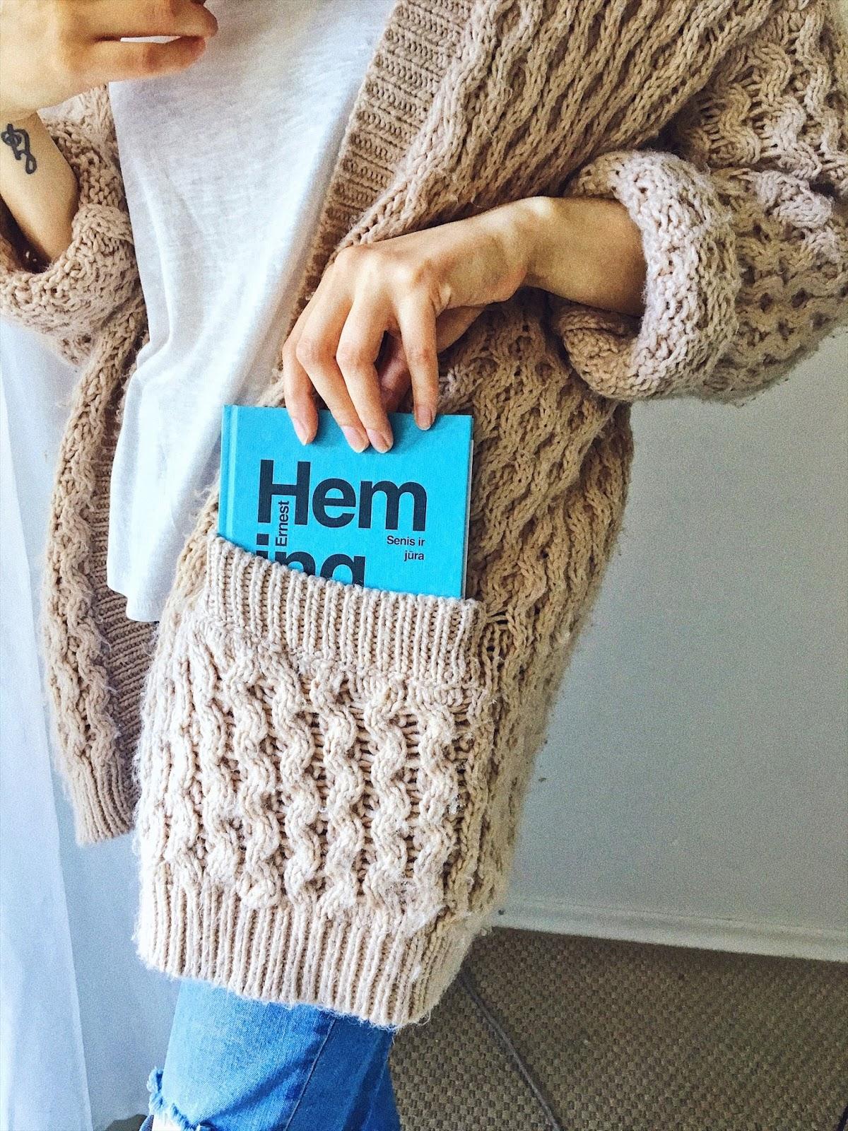megztinio sudėtis