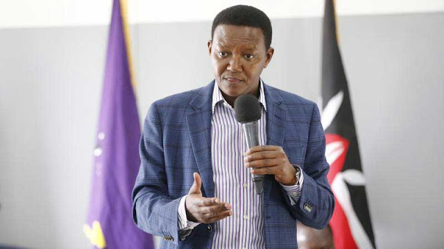Savage! Alfred Mutua Questions President Kenyatta's Ability To Fight Corruption