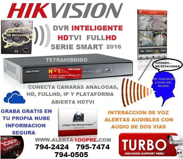 HIKVISION PERU