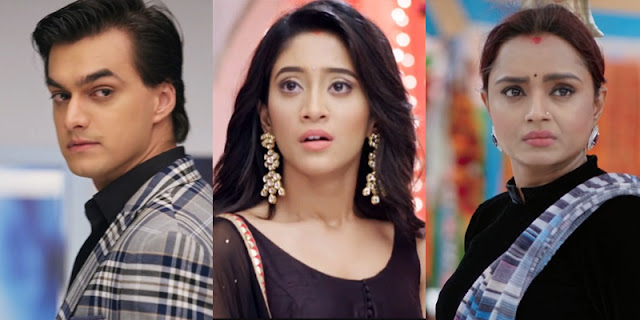 Yeh Rishta Kya Kehlata Hai Latest Episode : Swarna ask forgiveness from Singhanias