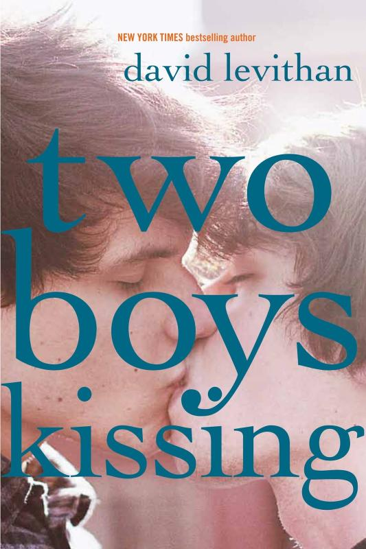 Two Boys Kissing by David Levithan US Cover