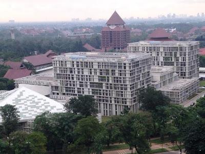 Fakultas Rumpun Ilmu Kesehatan UI