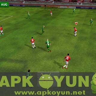 Dream League Soccer 2017 v4.15 MOD APK - Para Hile 2017
