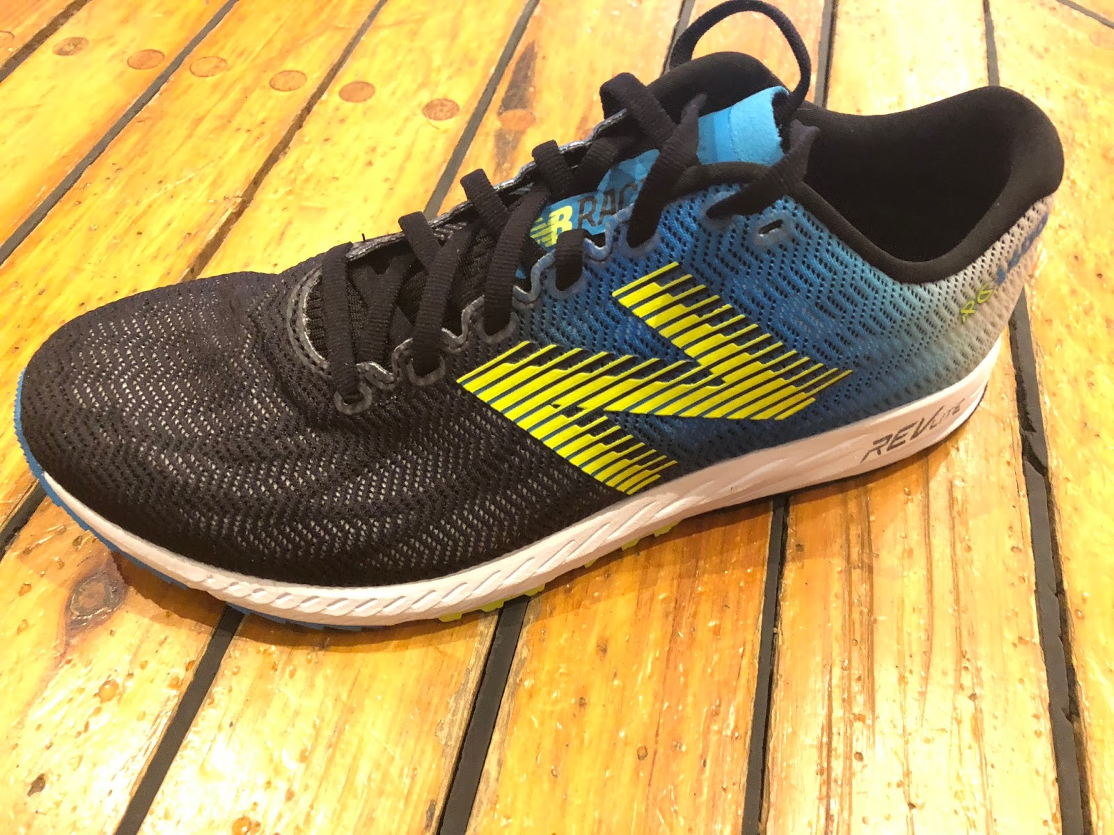 sneakers for cheap faeb4 12240 Road Trail Run: New Balance RC1400v6 Review: Stallion!