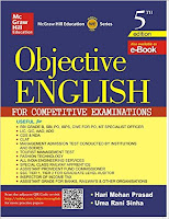 objective english by HM parsad