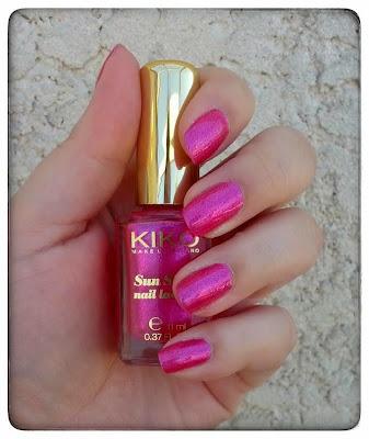 Collection sun show Kiko Life in Rio : 471 juicy pitaya