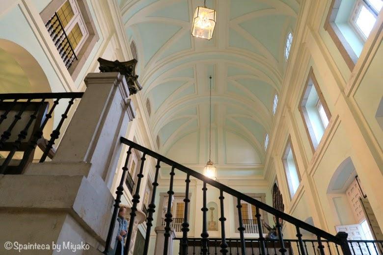 Real Academia de Bellas Artes de San Fernando 館内