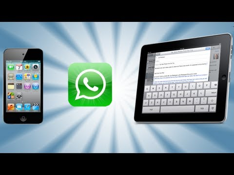 How to download whatsapp on ipad without phone