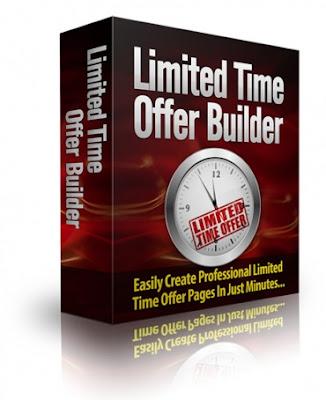 [GIVEAWAY] Limited Time Offer Builder [SOFTWARE]