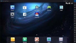 Main Pokemon Go Di Laptop Ini Caranya