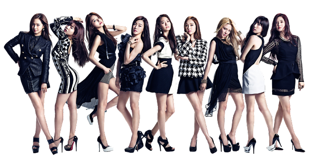 Lirik Lagu All My Love Is For You ~ Girls' Generation