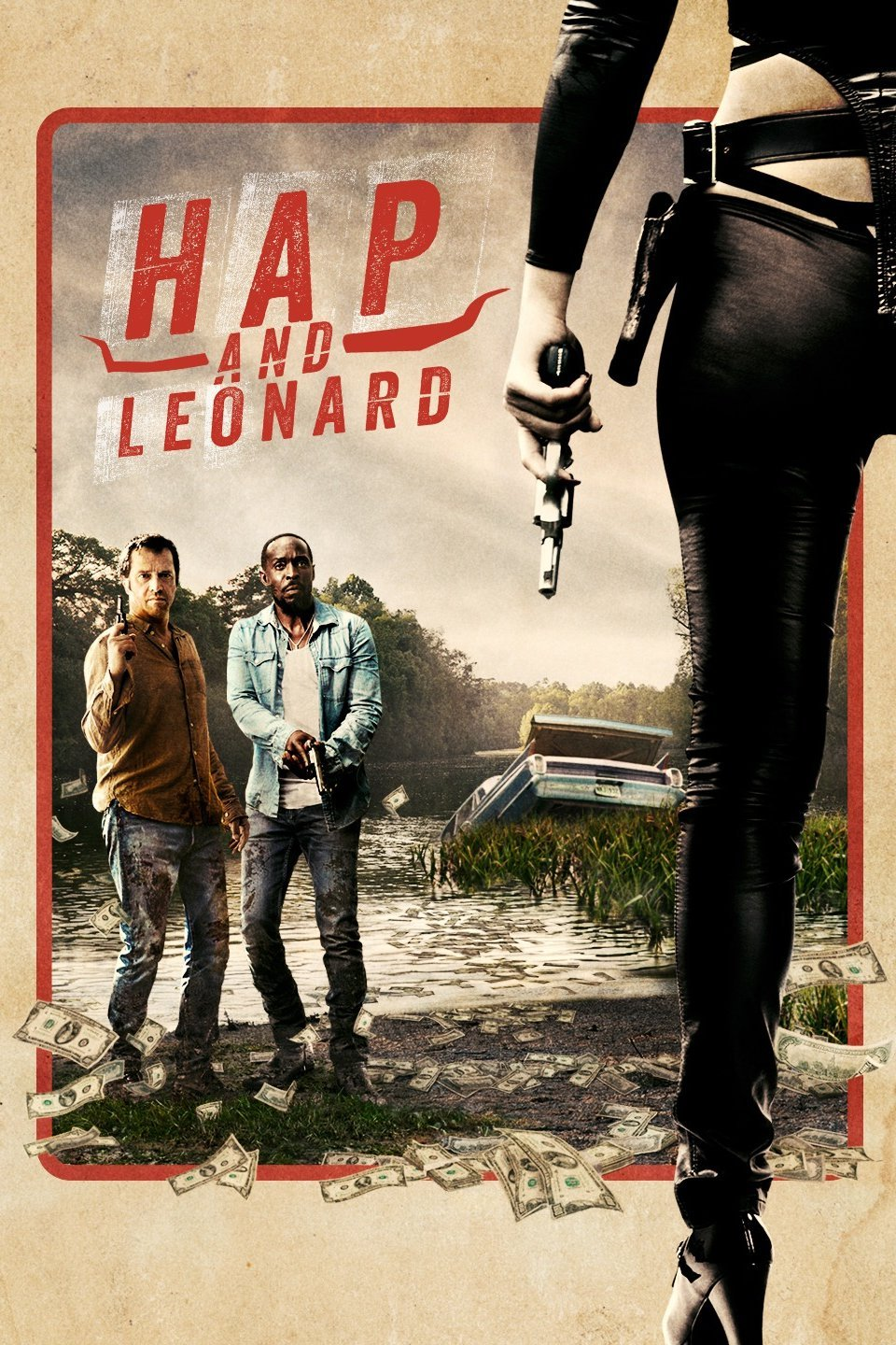 Hap and Leonard - Temporada 2