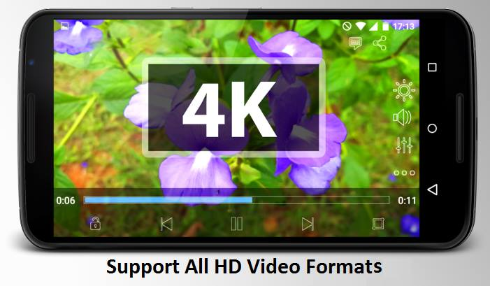 Top 5 all time best hd video players for android 2017.