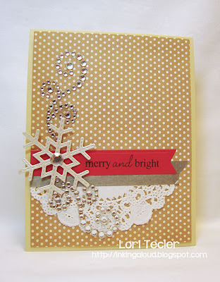 Merry and Bright-designed by Lori Tecler-Inking Aloud-stamps from Mama Elephant