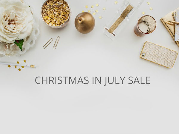 Christmas in July Sale Up to 80% off Storewide