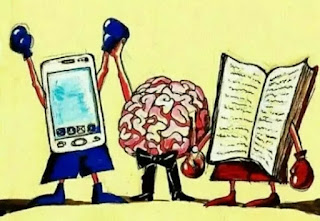 ketergantungan manusia terhadap smartphone daripada buku