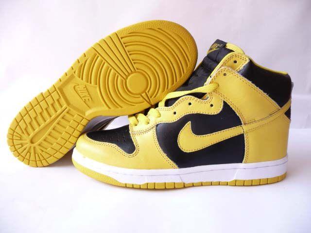 best sneakers d310c 798d0 World Fashion Center: Nike Dunk High Wu Tang Clan Black ...