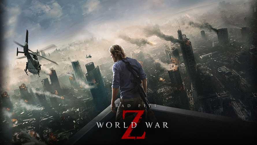 Un Universo De Ciencia Ficción 2013 Guerra Mundial Z Marc Forster