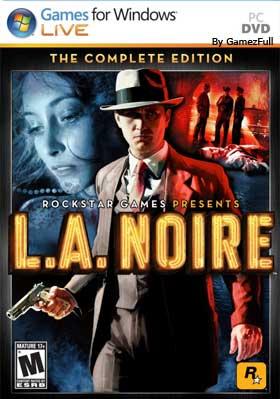 L.A. Noire Complete Edition PC [Full] Español [MEGA]