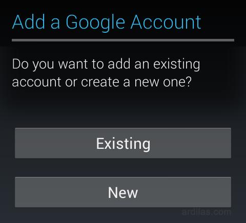 Cara Mudah Membuat Akun Email Gmail Baru Hape Android
