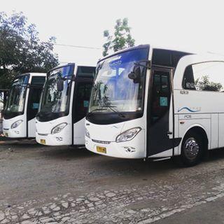 Sewa Bus Pariwisata di Medan - 0852 07740003