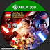 Label LEGO Star Wars The Force Awakens Xbox 360