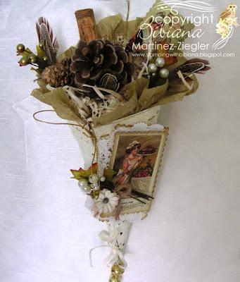 petaloo victorian cone for fall