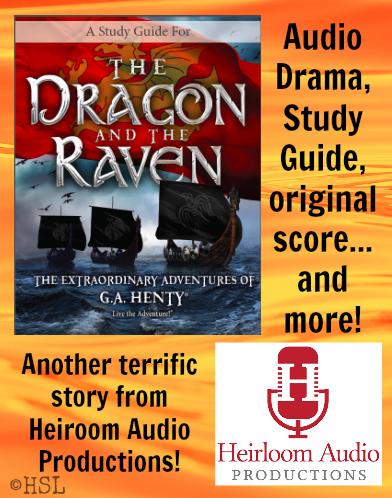 Heirloom Audio Productions, Audio Theatre