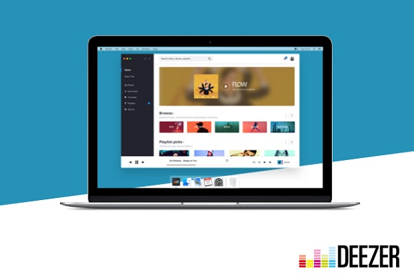 Music streaming service Deezer launches new app for macOS and