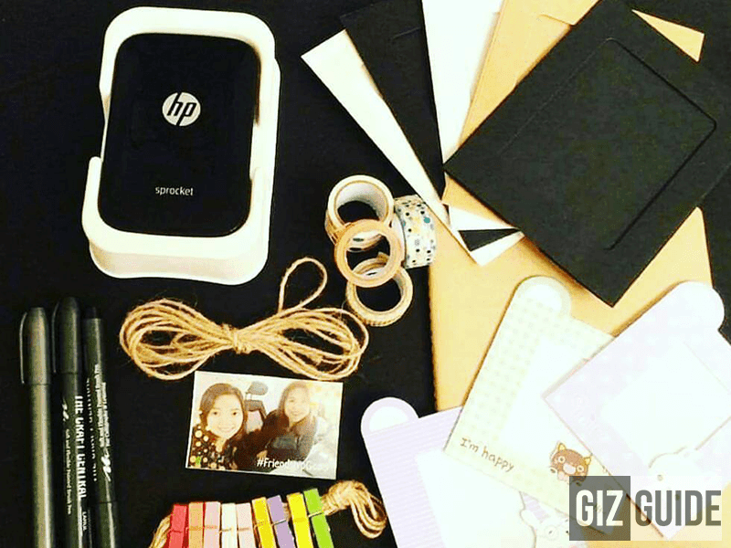 HP Sprocket Compact Photo Printer Now In PH For PHP 7290!